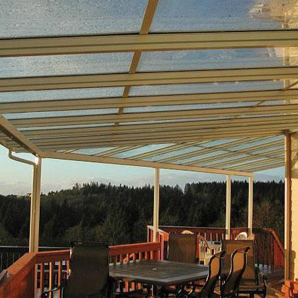 glass patio covers seattle photos