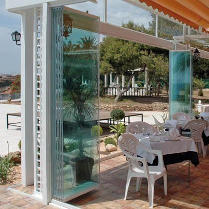 retractable glass wall systems seattle photos