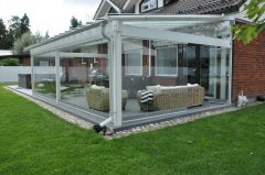 Frameless - Retractable Glass Walls For Residential Patios