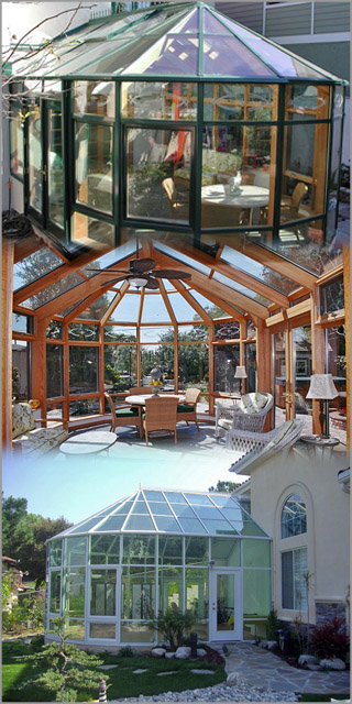 Patio Enclosures Inc Provides Five Lessons For Building A Sunroom: Solariums & Conservatories